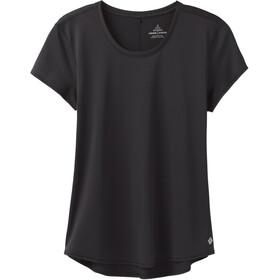 Prana Reeve - Camiseta manga corta Mujer - negro
